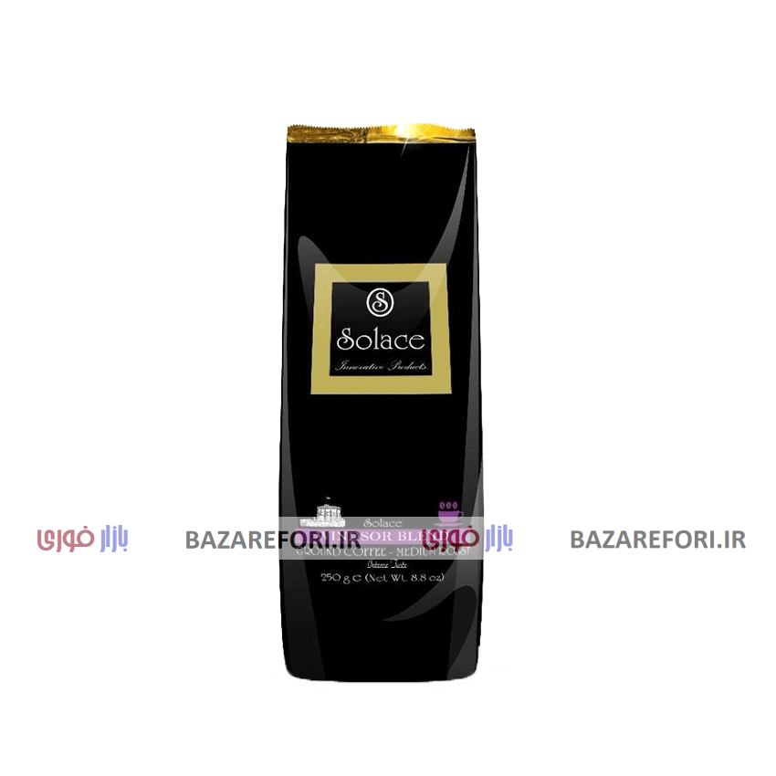 قهوه سولیس مدل WINDSOR GROUND COFFEE MEDIUM ROAST مقدار 250 گرم